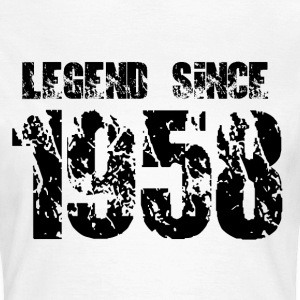 Legend since 1958 T-Shirts - Frauen T-Shirt