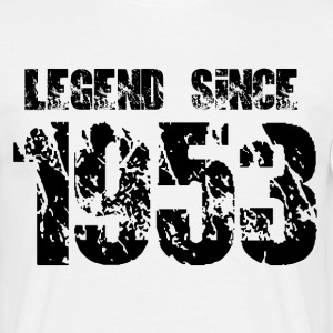 Legend since 1953 T-Shirts - Männer T-Shirt