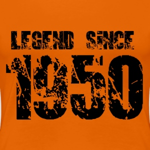 Legend since 1950 T-Shirts - Frauen Premium T-Shirt