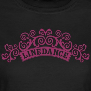 kl_linedance46 T-Shirts - Frauen T-Shirt