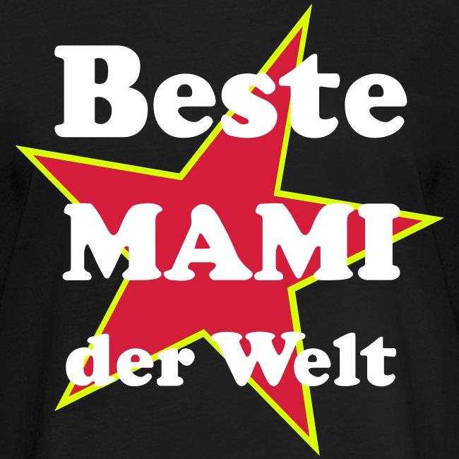 Beste MAMI der Welt - Mit Stern ★