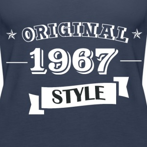Originale stile 1967 Top - Canotta premium da donna