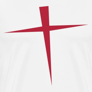 CROSS ENGLAND T-Shirts - Men's Premium T-Shirt