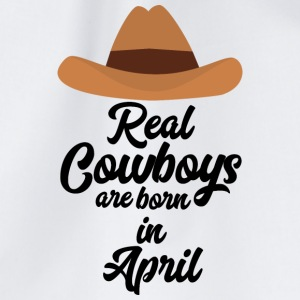 Real Cowboys son bon en April Snkg6 Bolsas y mochilas - Mochila saco