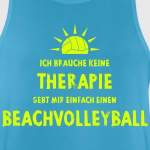 VolleyballFREAK Therapie Beachvolleyball MP Sportbekleidung - Männer Tank Top atmungsaktiv