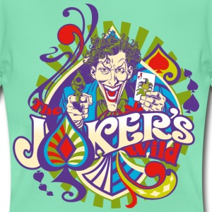 DC Comics Originals Batman Villains The Joker - Vrouwen T-shirt