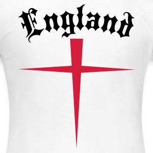 OLD  ENGLAND SAINT GEORGES CROSS T-Shirts - Women's T-Shirt