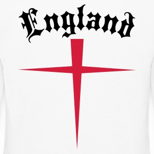 OOLD  ENGLAND SAINT GEORGES CROSS Long Sleeve Shirts - Kids' Premium Longsleeve Shirt