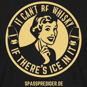 No ice! - Mannen T-shirt