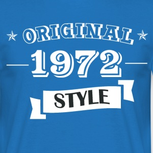 Original style 1972 T-Shirts - T-shirt Homme