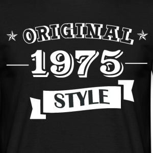 Original 1975 style T-Shirts - Men's T-Shirt