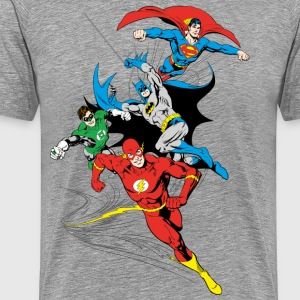DC Comics Originals  Group - Herre premium T-shirt