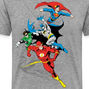 DC Comics Originals  Group - Mannen Premium T-shirt