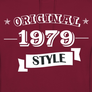 Original 1979 style sweater & hoodies - Unisex Hoodie
