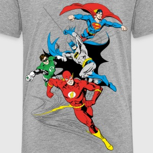 DC Comics Originals  Rétro - T-shirt Premium Enfant