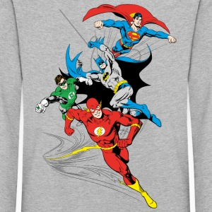 DC Comics Originals  Group - Premium langermet T-skjorte for barn