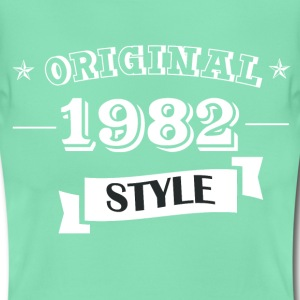 Original 1982 Style T-Shirts - Frauen T-Shirt
