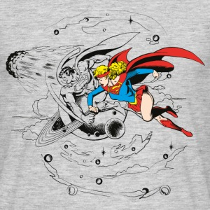 DC Comics Originals Supergirl And Superman - Mannen T-shirt