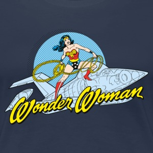 DC Comics Originals Wonder Woman Truth Lasso - Vrouwen Premium T-shirt