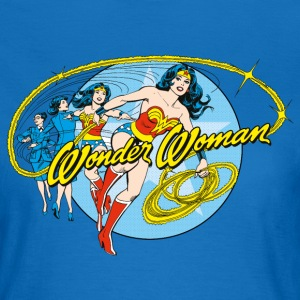 DC Comics Originals Wonder Woman Diana Prince - T-skjorte for kvinner