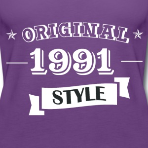 Originale stile 1991 Top - Canotta premium da donna