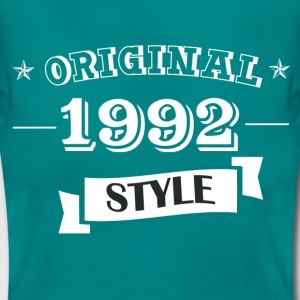 Original 1992 Style T-Shirts - Frauen T-Shirt