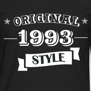 Original 1993 style long sleeve shirts - Men's Premium Longsleeve Shirt