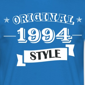 Original 1994 style T-Shirts - Men's T-Shirt