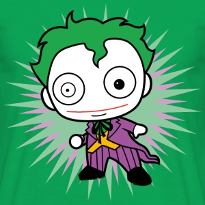DC Comics Originals Villain The Joker Chibi - T-shirt herr