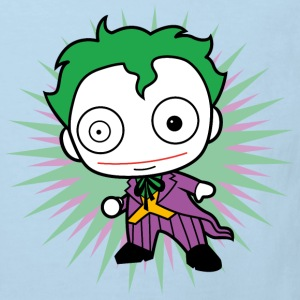 DC Comics Originals Villain The Joker Chibi - Ekologisk T-shirt barn