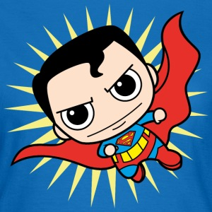 DC Comics Originals Superman Clark Kent Chibi - Vrouwen T-shirt
