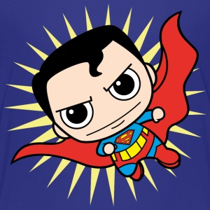 DC Comics Originals Superman Chibi - T-shirt Premium Ado