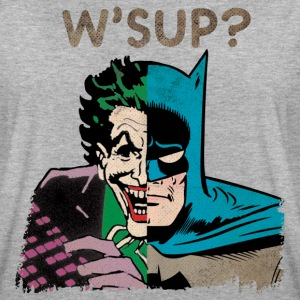 DC Comics Originals Batman Joker Retro W'Sup? - Dame oversize T-shirt