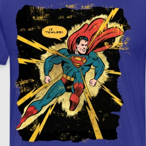 DC Comics Originals Superman Retro Cover - Männer Premium T-Shirt