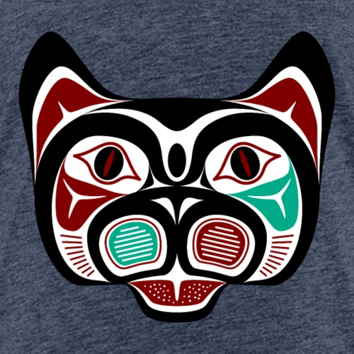 Northwest Pacific coast Haida Kitty