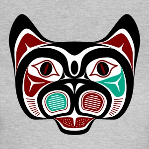 Northwest Pacific coast Haida Kitty T-Shirts - Women's T-Shirt