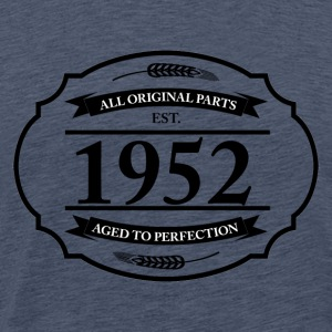 All original Parts 1952 T-Shirts - Männer Premium T-Shirt