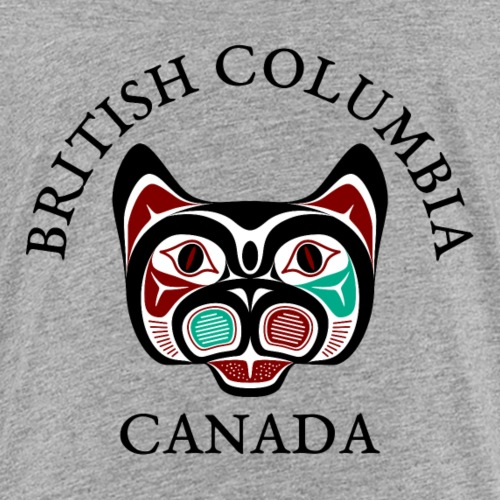 British Columbia Haida Kitty