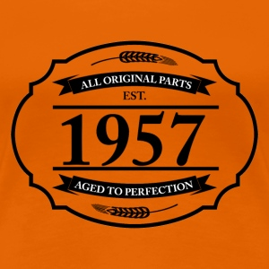 All original Parts 1957 T-Shirts - Frauen Premium T-Shirt