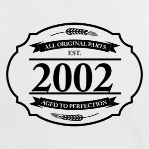 All original Parts 2002 T-Shirts - Frauen Kontrast-T-Shirt
