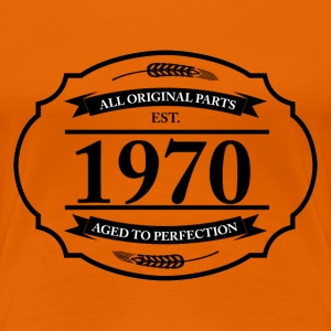 All original Parts 1970 T-Shirts - Frauen Premium T-Shirt