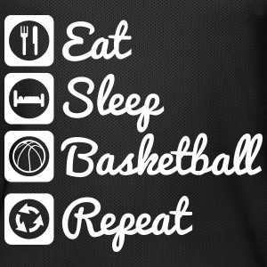 Eat,sleep,basketball,repeat,Basketballer - Männer Basketball-Trikot