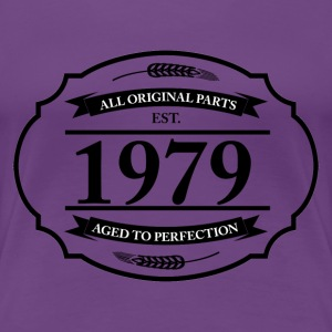 All original Parts 1979 T-Shirts - Frauen Premium T-Shirt