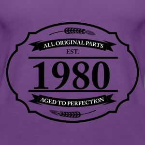 All original Parts 1980 Tops - Frauen Premium Tank Top
