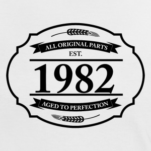 All original Parts 1982 T-Shirts - Frauen Kontrast-T-Shirt