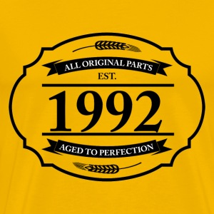 All original Parts 1992 T-Shirts - Männer Premium T-Shirt