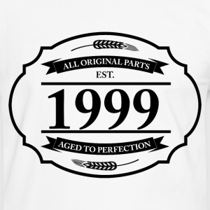 All original Parts 1999 T-Shirts - Männer Kontrast-T-Shirt