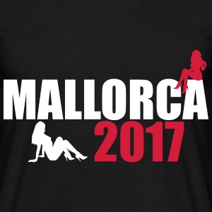 Team mallorca malle 2017  - Men's T-Shirt