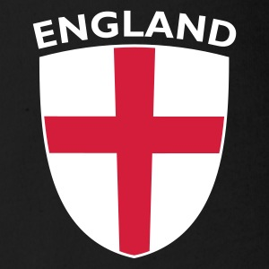 ENGLAND SHIELD Baby Bodysuits - Organic Short-sleeved Baby Bodysuit