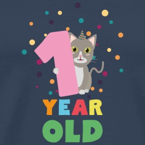 One Year old first Birthday Party Sx13p T-Shirts - Men's Premium T-Shirt